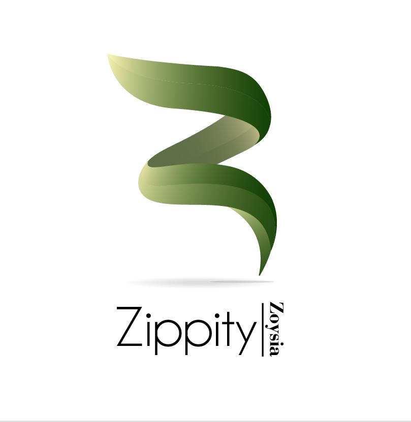 Zippity Zoysia Logo