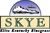 Skye Kentucky Bluegrass Logo