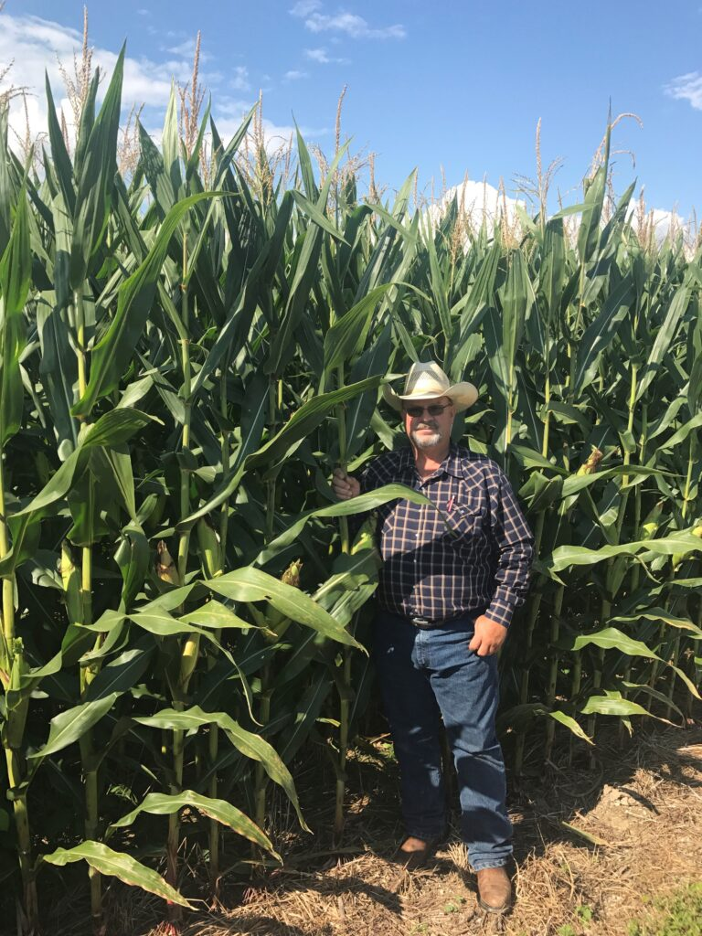 jimmy emmons on his Oklahoma beef and crop business
