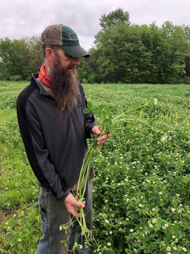 Cory Klehlm Bee Livestock Keeper