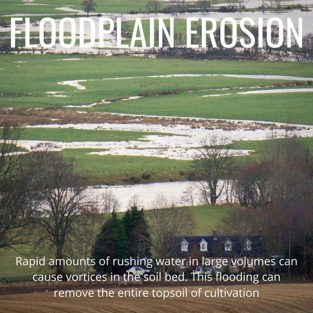 Floodplain Erosion